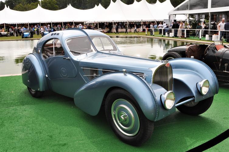 Paul Mullin car