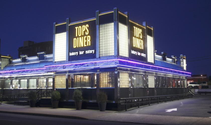 Tops Diner