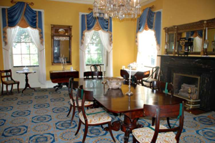 Albany County Historical Association-Ten Broeck Mansion