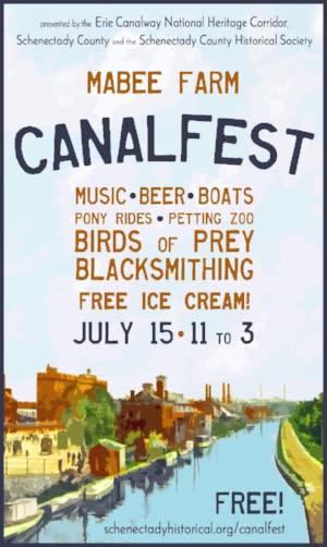 Mabee Farm Canalfest