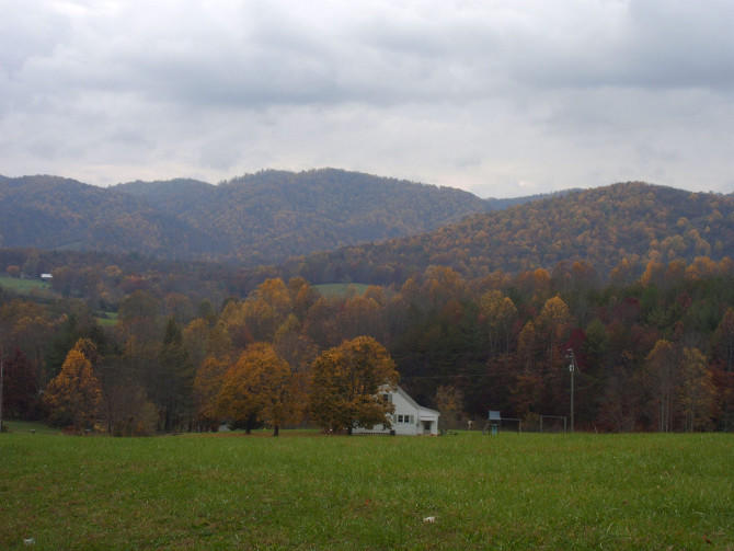 Five Mill Mountain Road - Franklin County