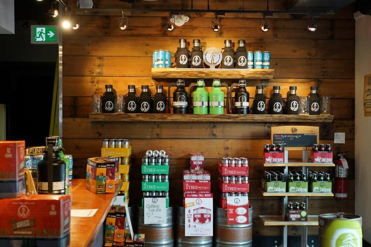 Tree Brewing Beer Institute