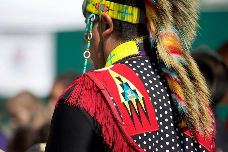 Traditional First Nation Wear