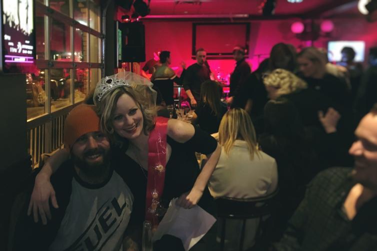O'Flannigan's Pub Bachelorette Party