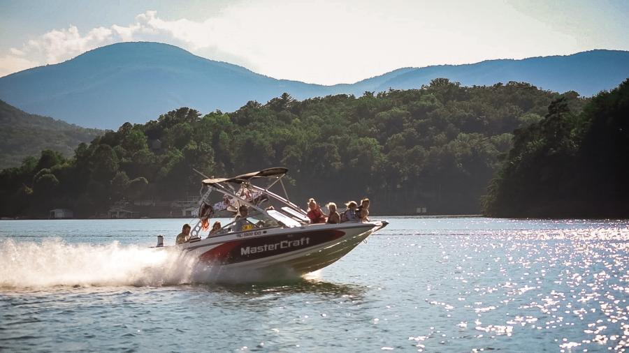 Lake Lure Adventure and Family Fun