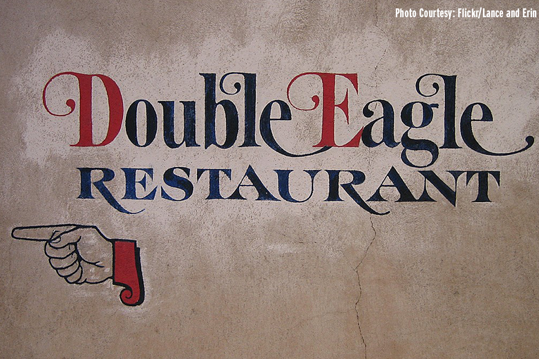 Double Eagle Restaurant; Old Mesilla