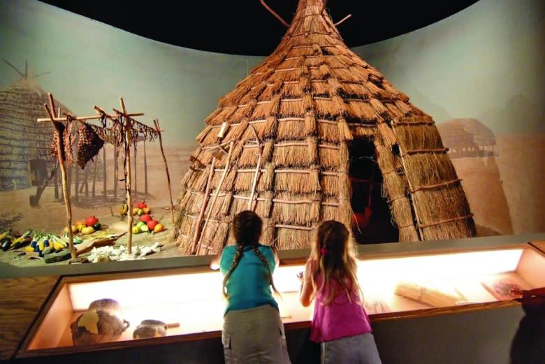 Copy of Kansas History Museum
