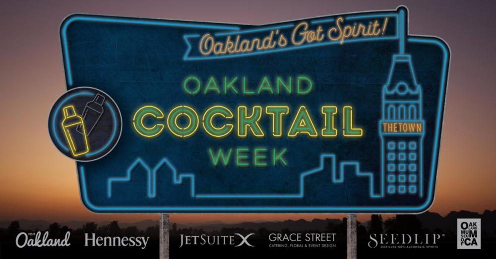 oakland cocktail week