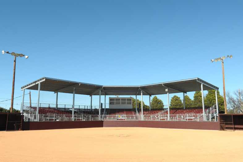 Brownwood Independent School District - Softball Stadium - 1