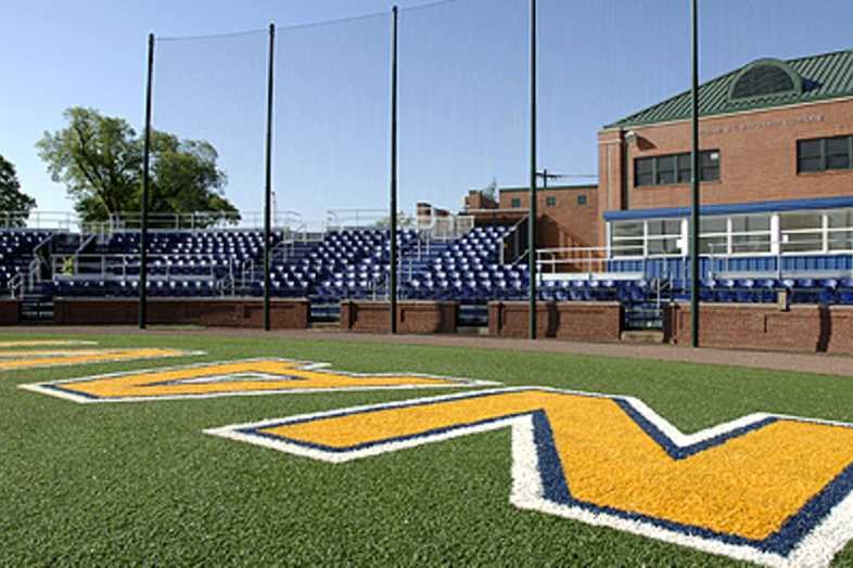Baseball Bleachers - U.S. Naval Academy Bishop