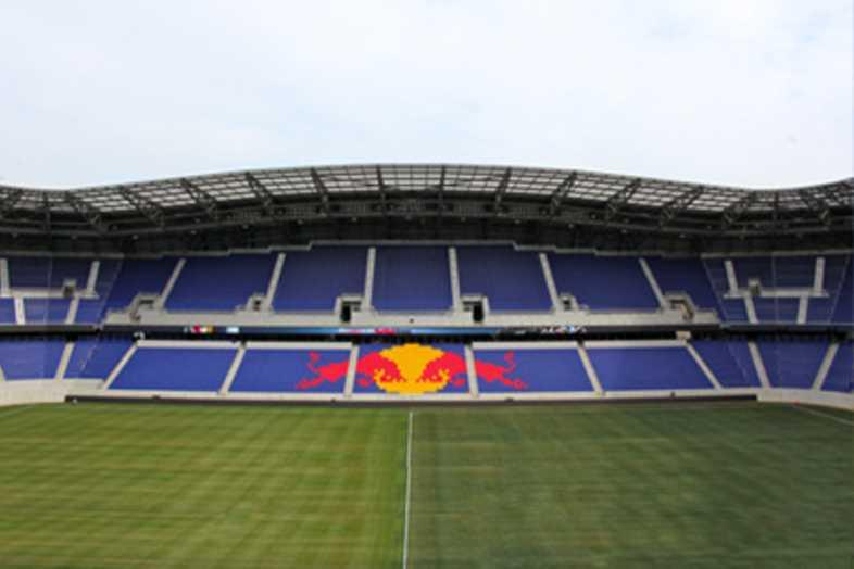 Soccer Bleachers - Red Bull Arena