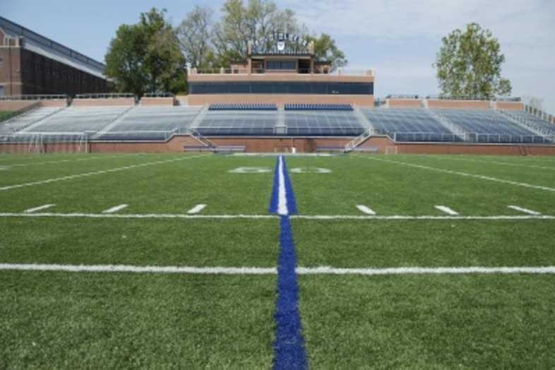 Football Bleachers - Butler University