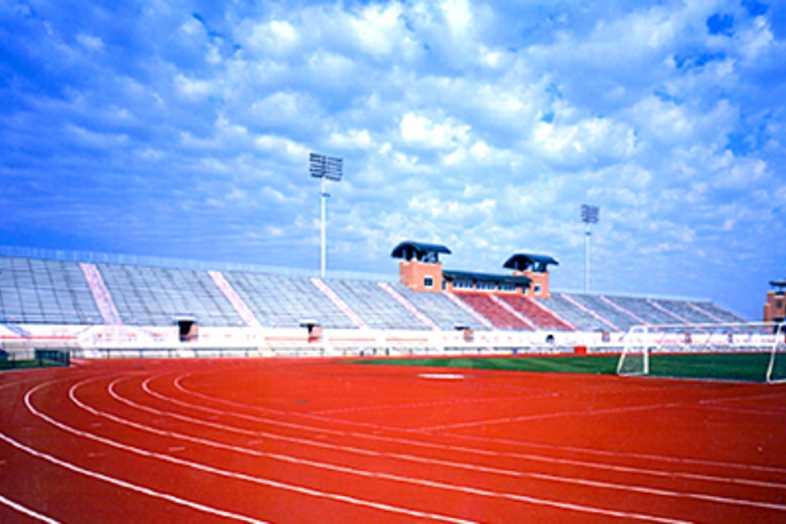 Football Bleachers - Ohio State University