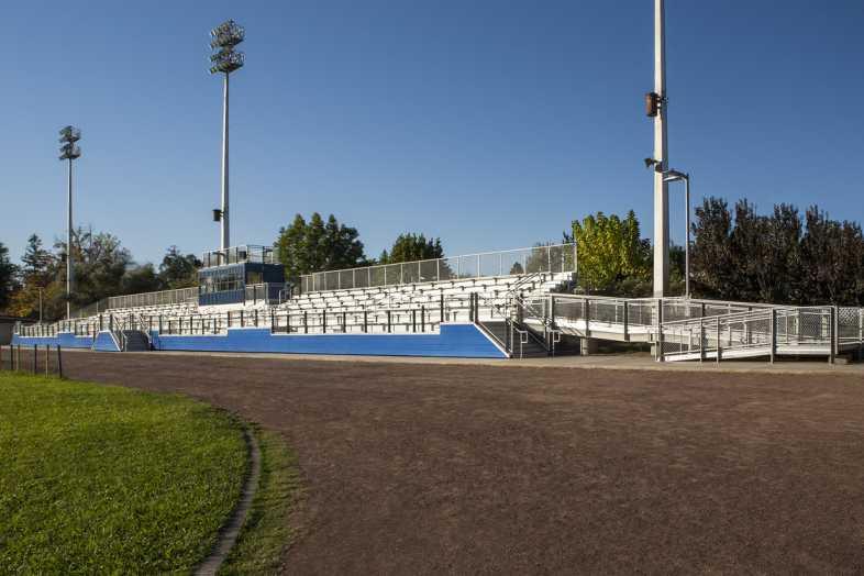 Cloverdale USD Football Stadium - 1