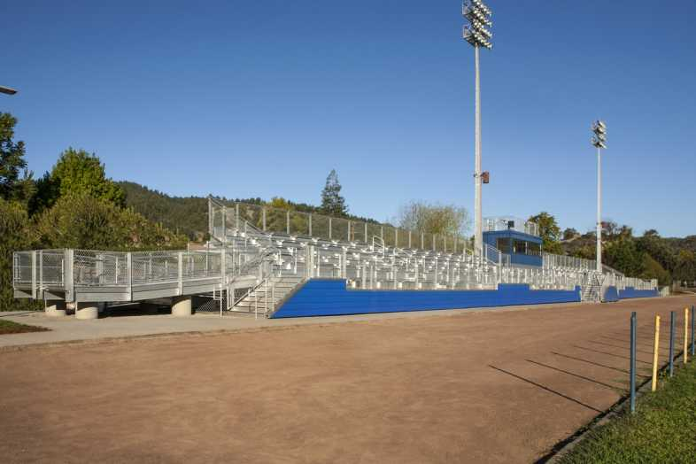 Cloverdale USD Football Stadium - 2