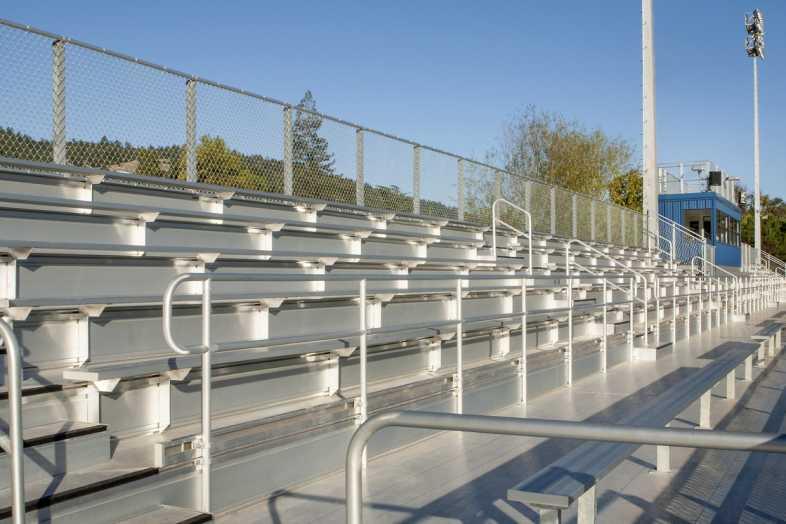 Cloverdale USD Football Stadium - 4