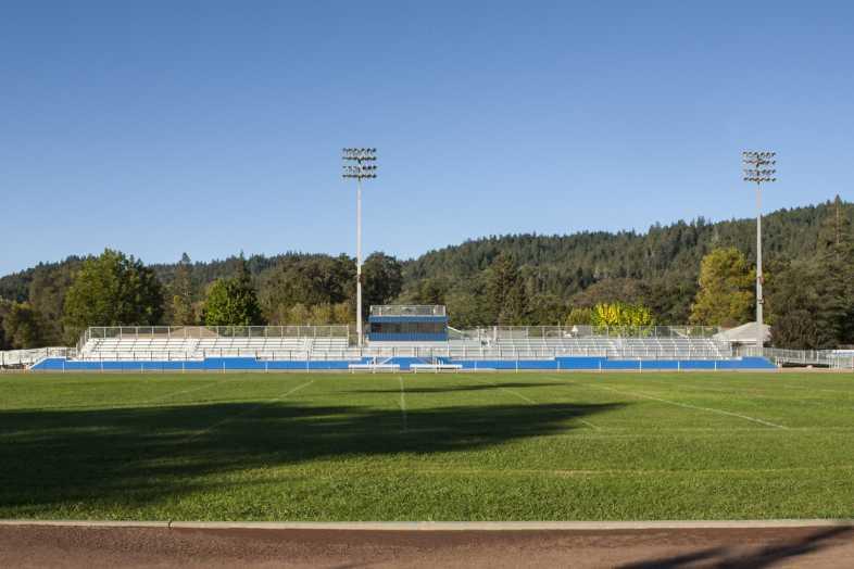 Cloverdale USD Football Stadium - 6