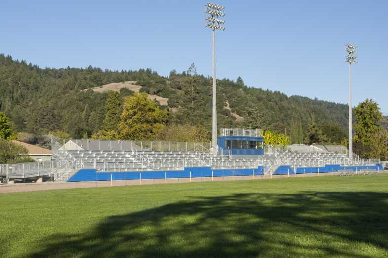 Cloverdale USD Football Stadium - 7