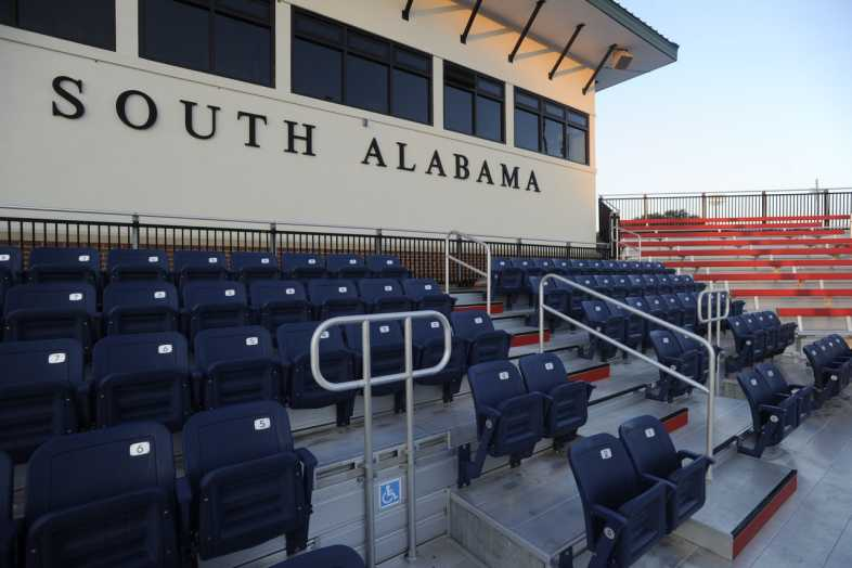 University of South Alabama Softball - 5