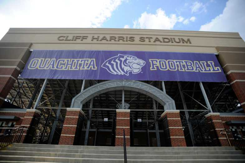 Ouachita Baptist University Football Stadium - 2