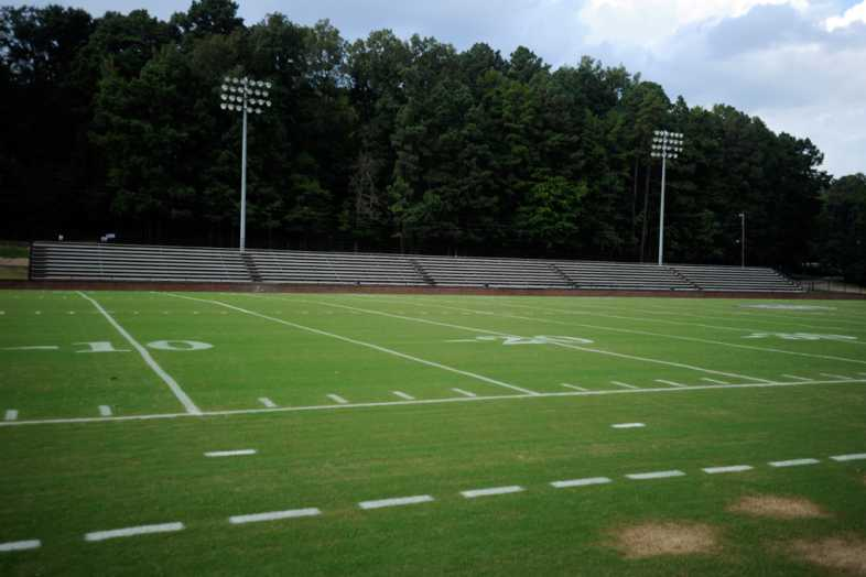 Ouachita Baptist University Football Stadium - 3