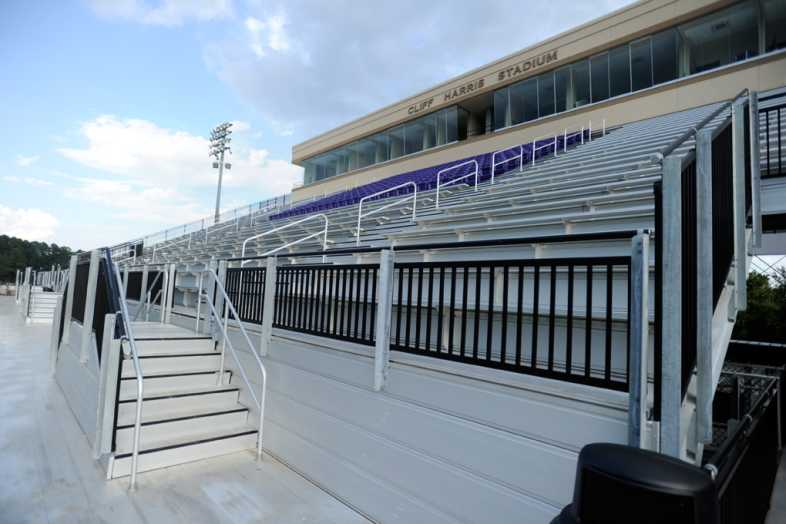 Ouachita Baptist University Football Stadium - 5