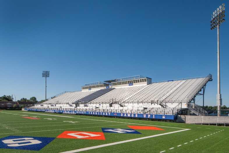Houston Baptist University Football Bleachers - 9