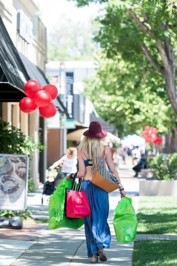 Cherry Creek North shopping
