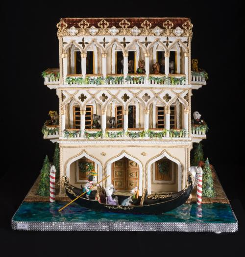 2017 National Gingerbread House Competition