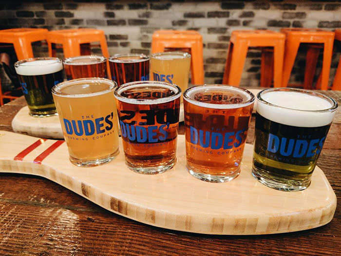 The Dudes Brewing Co