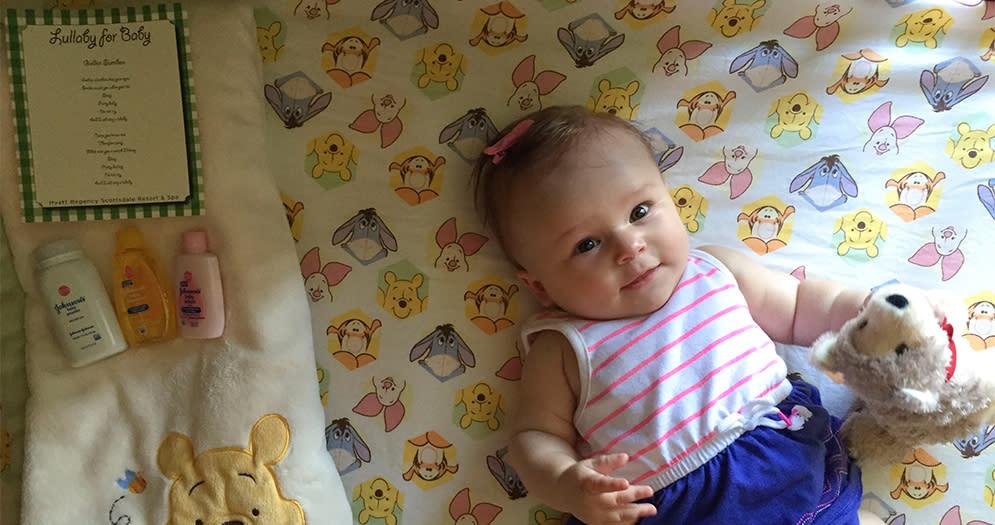 Family Friendly Weekend at Hyatt Baby