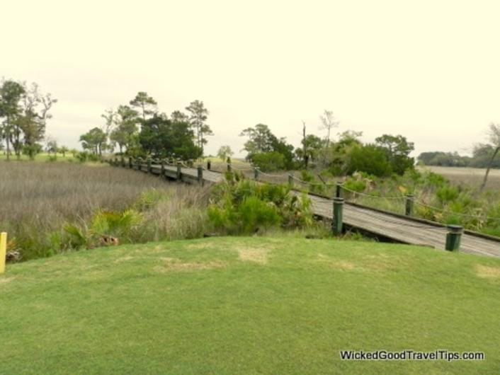 World Class golf on St Simons Island