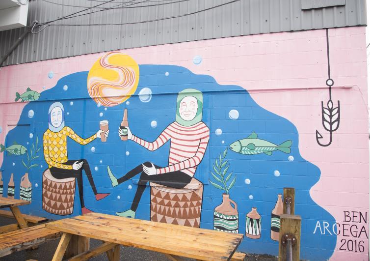 Kettle River Building Art