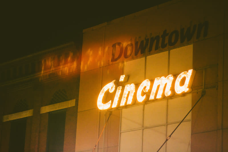 Fvaorite Rainy Day Activity - Downtown Budget Cinema - Photo by: Kelsey Smith