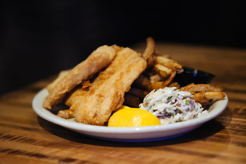 Favorite Fish Fry - The Livery - Photo by: Kelsey Smith