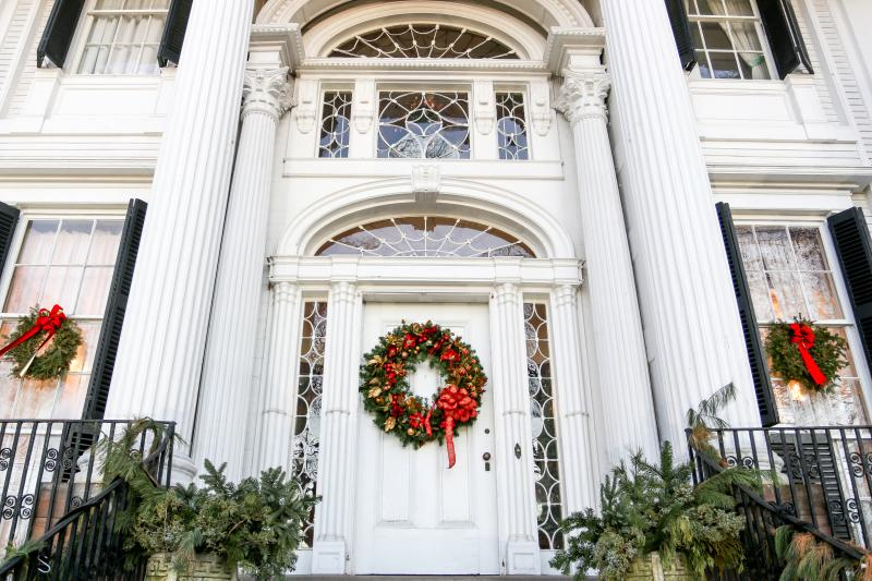 Linden Place Holiday