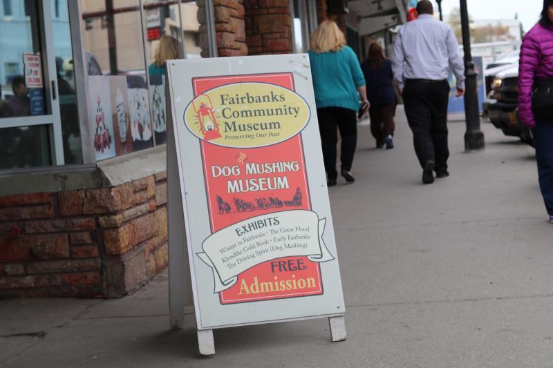 Fairbanks Community Museum | Fairbanks, Alaska