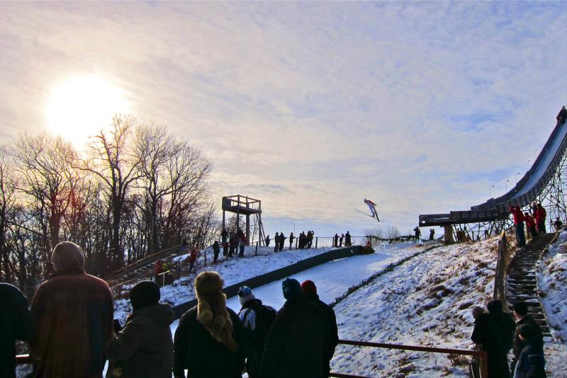 Silver Mine Ski Invitational - Photo by: Zach Oliphant, Volume One