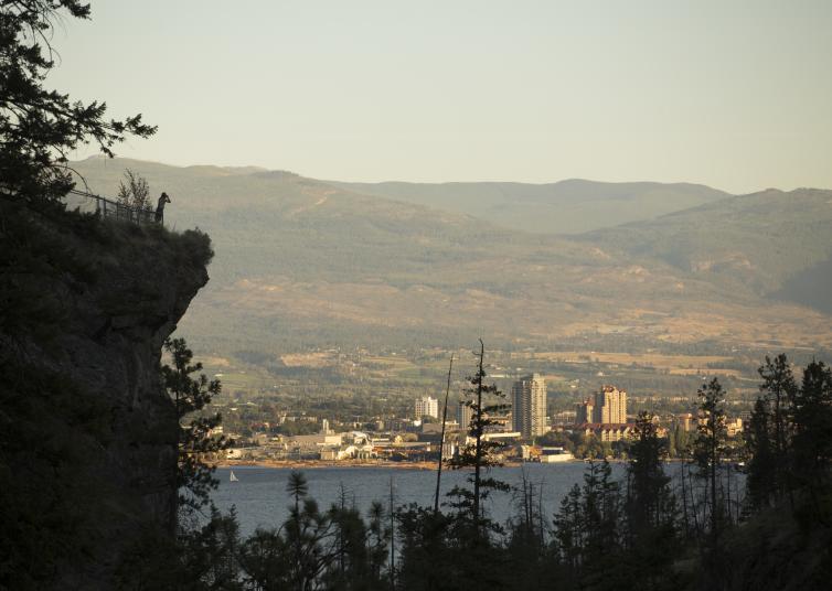 Bear Creek Park Lookout