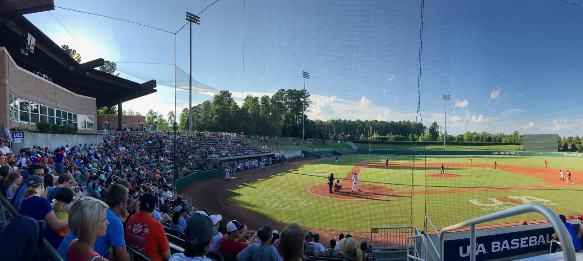 USA Baseball National Training Complex