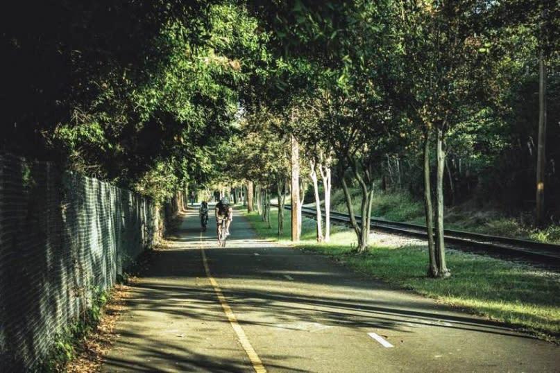 Libba Cotton Bikeway