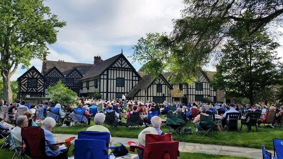 Agecroft Hall Mother's Day concert