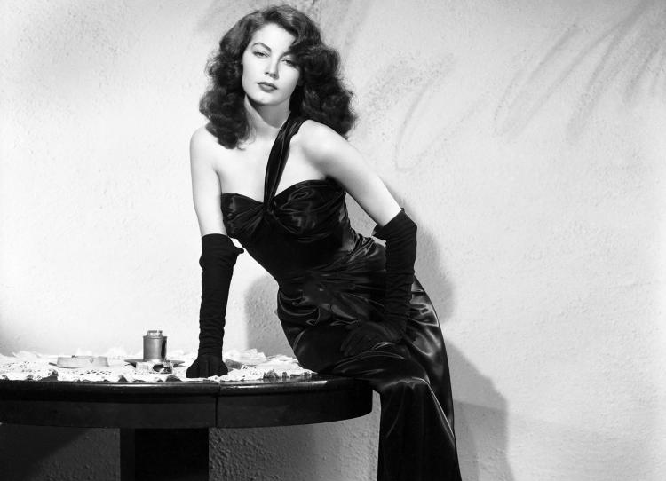 Ava Gardner The Killers Kitty Collins