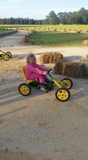 Sonlight Farms tractor