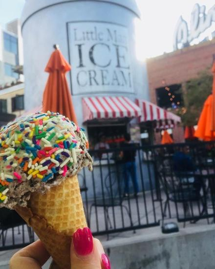 Little Man Ice Cream in Denver