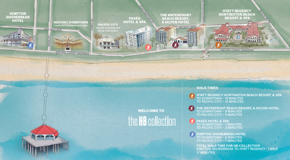 HB Collection Map