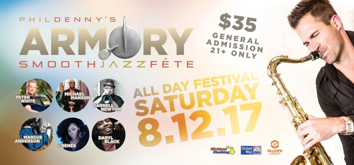 Phil Denny's Armory Smooth Jazz Fête
