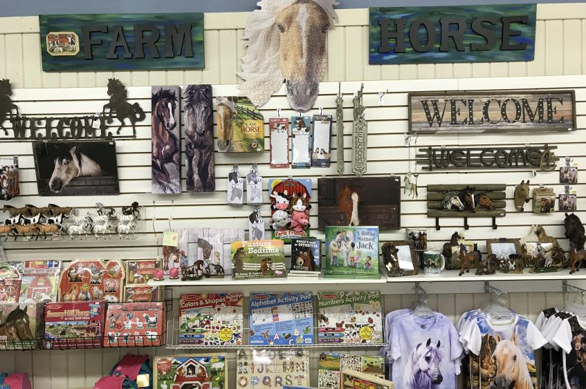 Horse Section