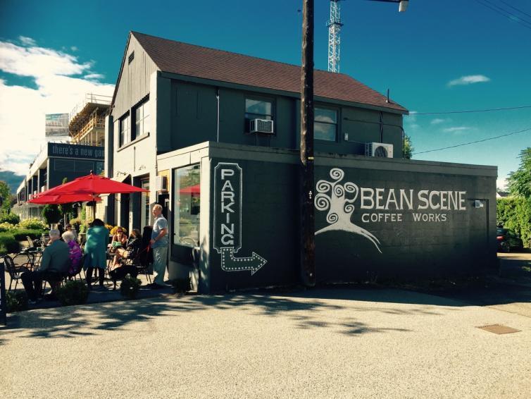 Bean Scene Pandosy Location