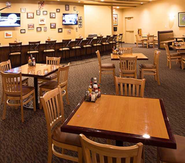 The Bighorn Café